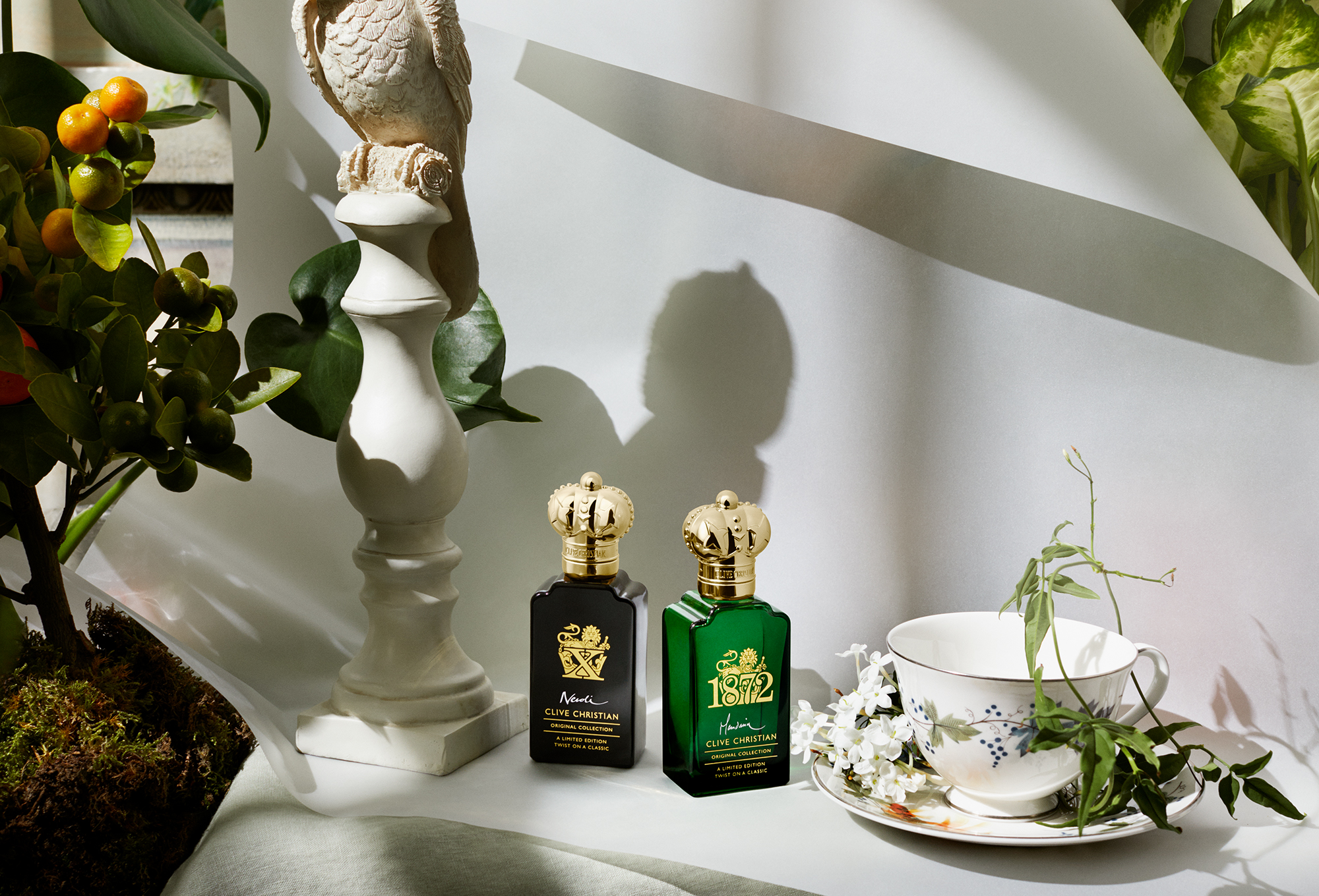Clive Christian Perfume: la capsule