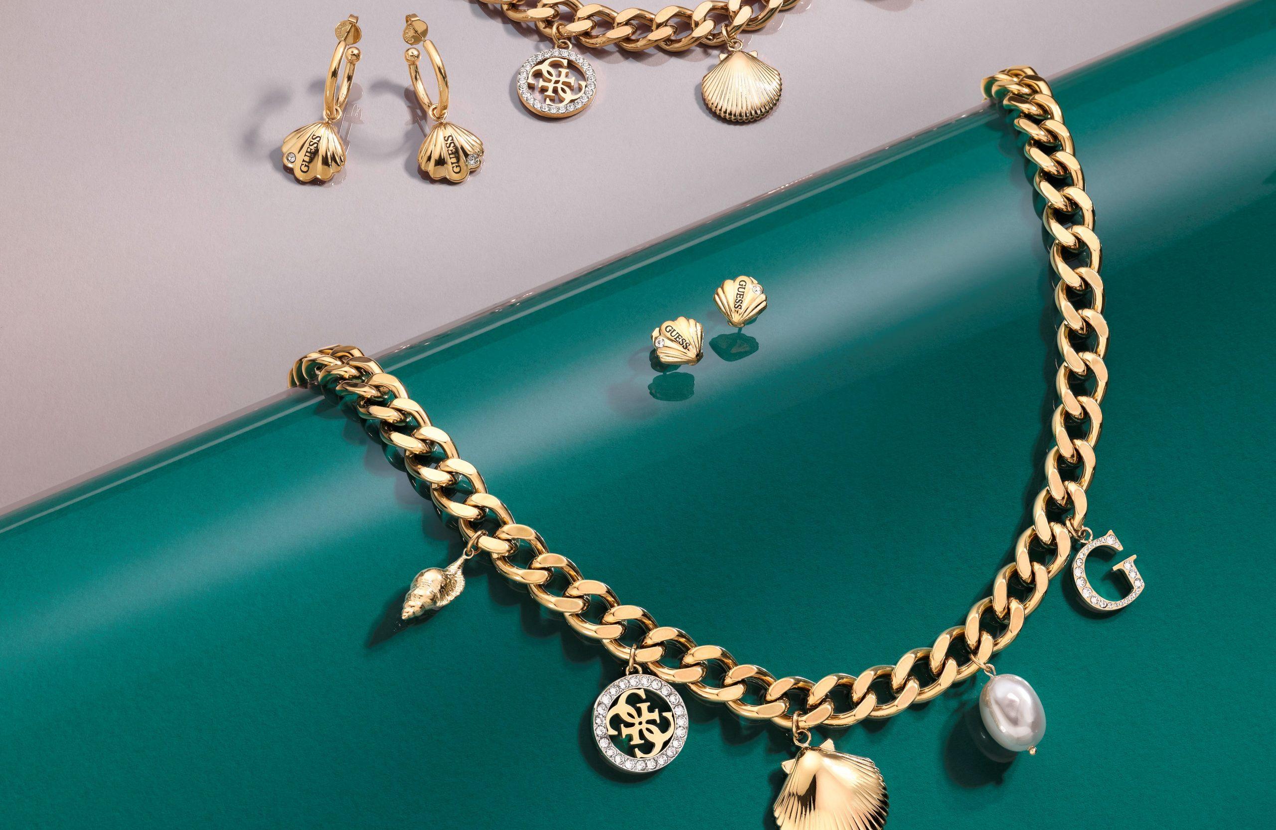 Guess Jewellery, per non passare mai inosservate!