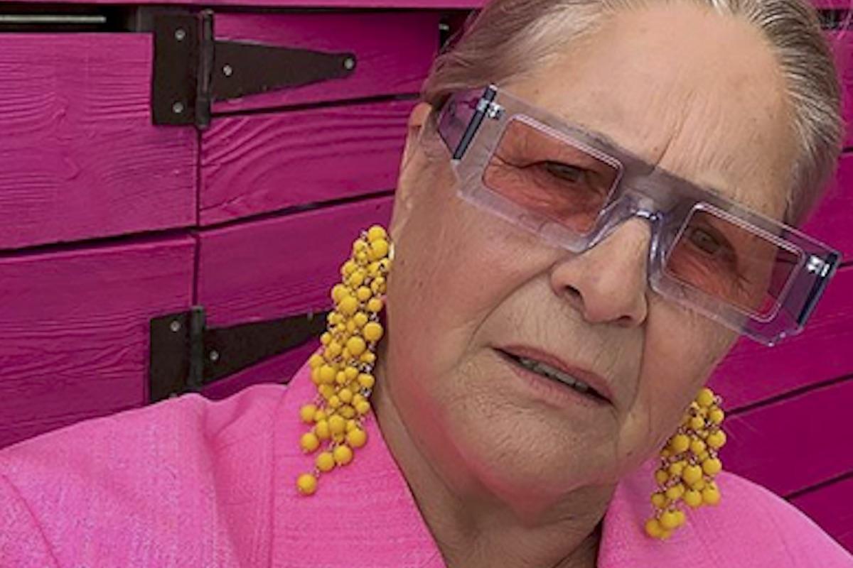 Una nonna per modella. By Jacquemus