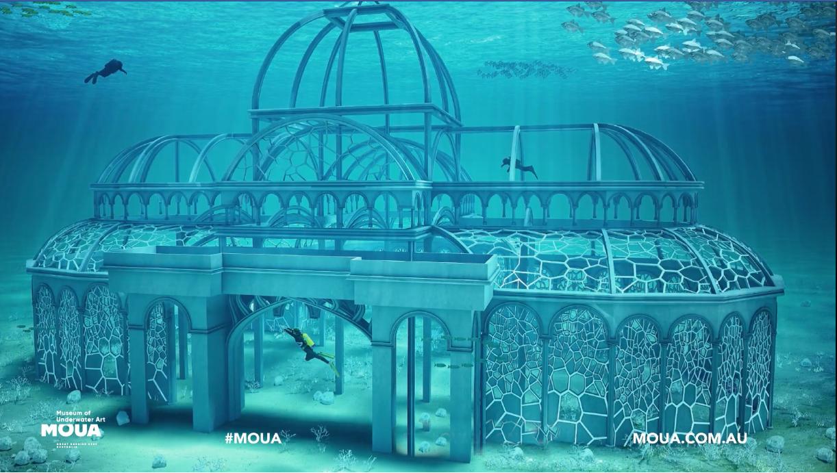 Nasce il primo museo subacqueo