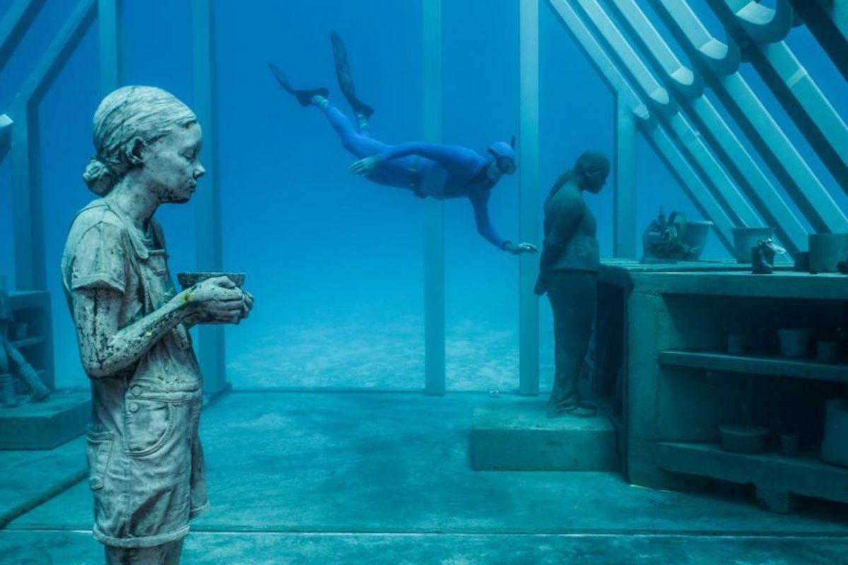 MOUA Museum of Underwater Art