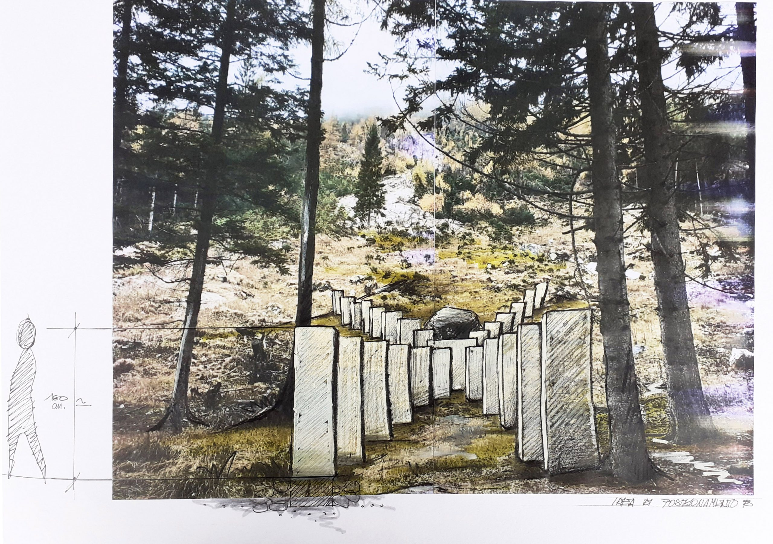 ARCIPELAGO FOSSILE: tra arte e natura a Cortina d'Ampezzo