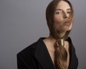 Beppe D'Elia hair jewellery: la prima linea di gioielli per capelli