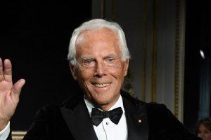 Il Premio Parete 2020 assegnato a Giorgio Armani