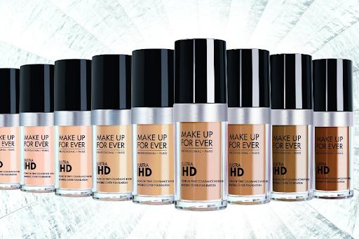 Ultra HD foundation, la novità del make-up