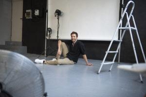 Intervista a Manuel Scrima in occasione della sua mostra Disembody