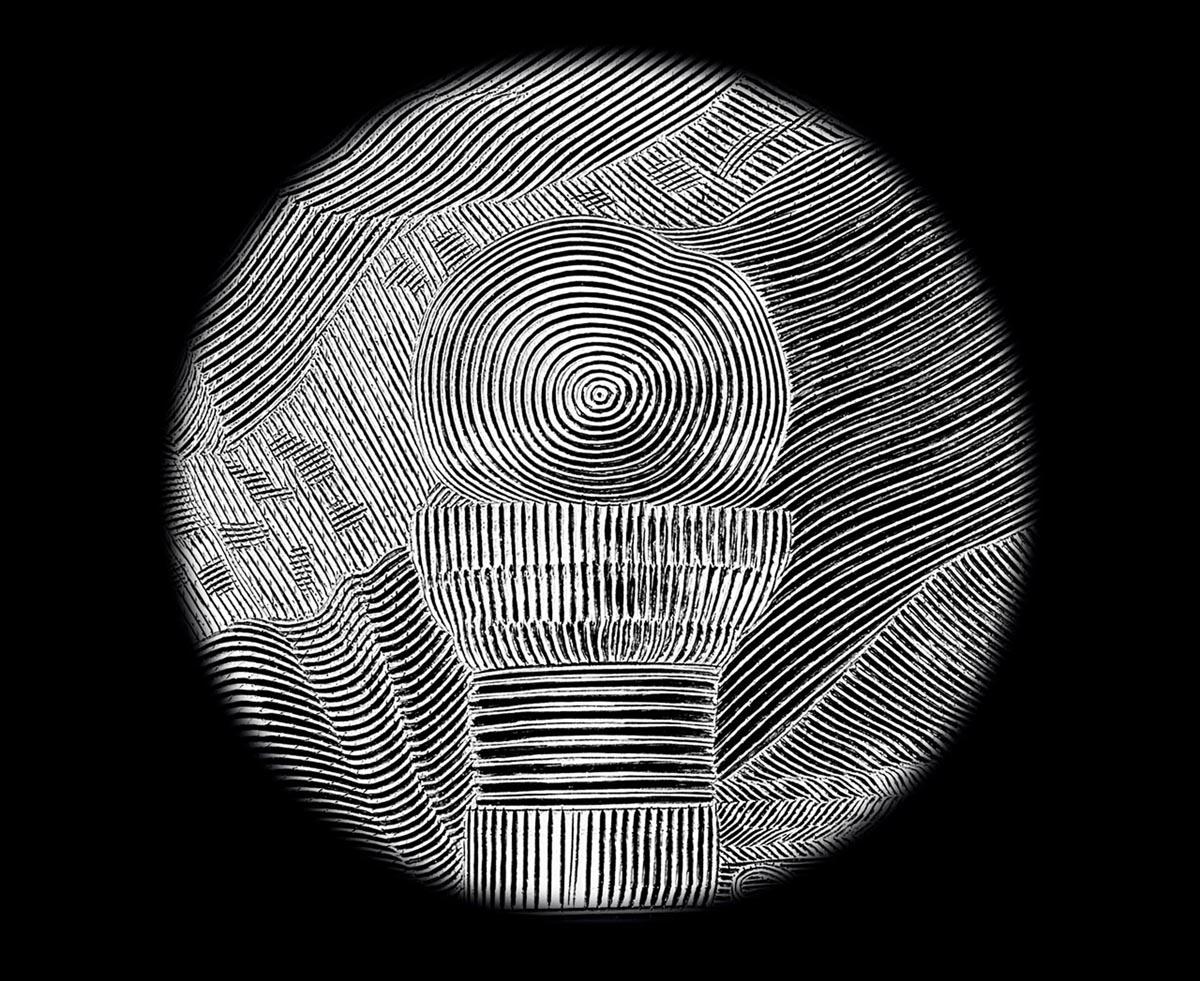 La luce, la traccia, la forma. Mario Cresci alla Fondazione Modena Arti Visive