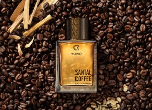 Womo: Ultimate Fragrances Santal+Coffee