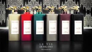Le Vie di Milano, il tributo di Trussardi Parfums