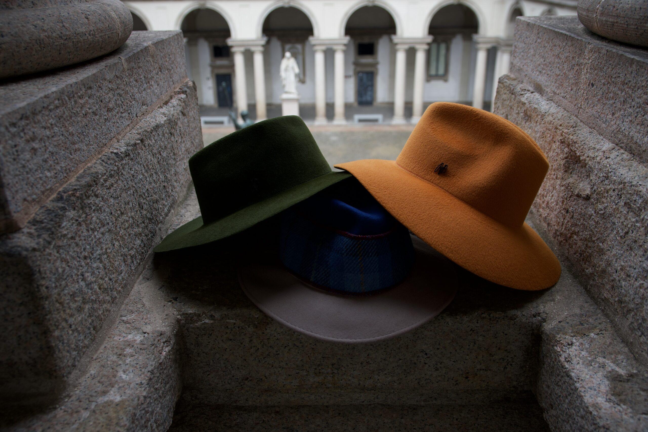 Raffaello Bettini: l'artigianalità del cappello