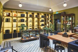 Pineider, l'opening a Milano