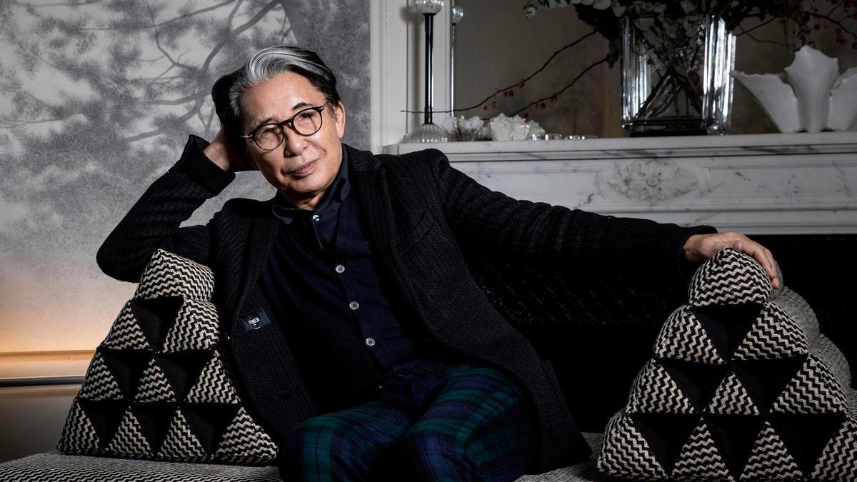 Kenzo Takada, lo stilista che ricorderemo