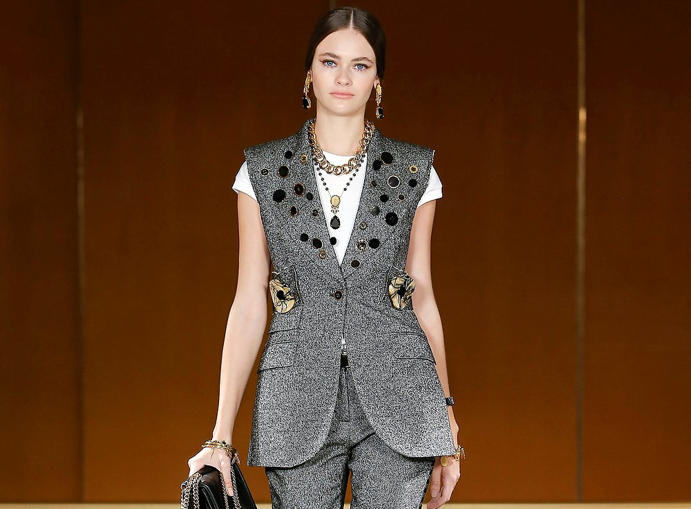 Dolce&Gabbana: see now, buy now