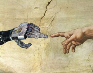 Opere d'arte e Intelligenza Artificiale: chi è l'autore?