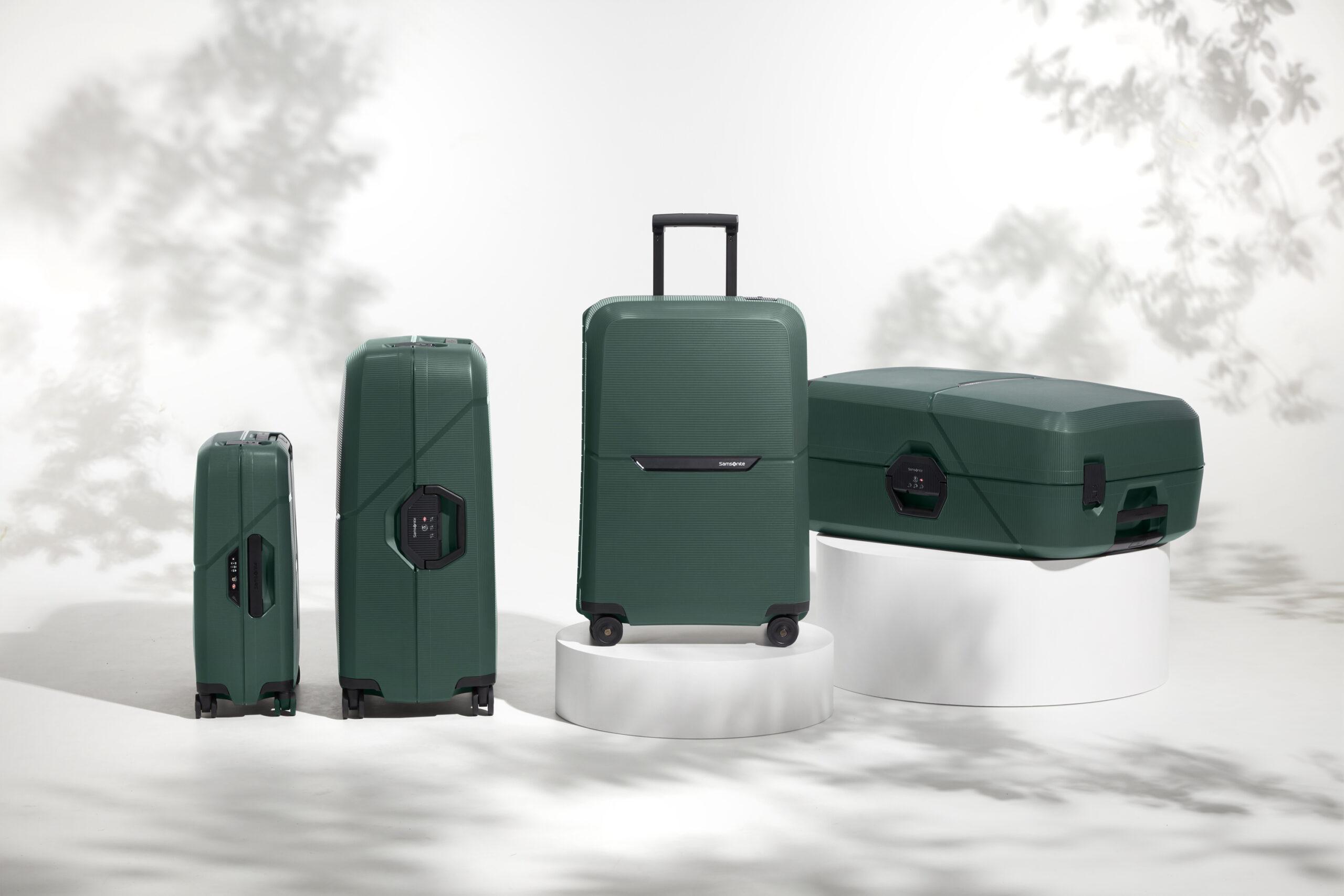 Samsonite Magnum Eco: la nuova linea di valigie eco-friendly