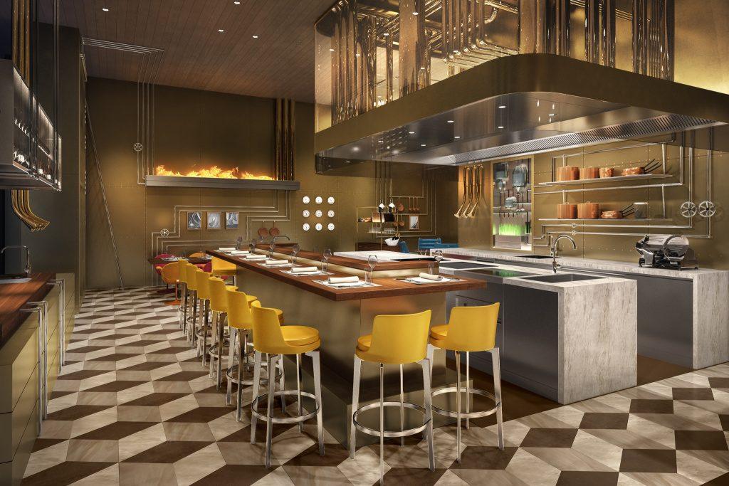 Nasce Sugalabo V, il primo ristorante Louis Vuitton