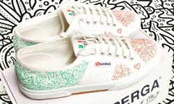 Colora le tue sneakers Superga