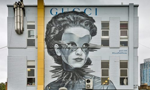 Gucci ArtWall