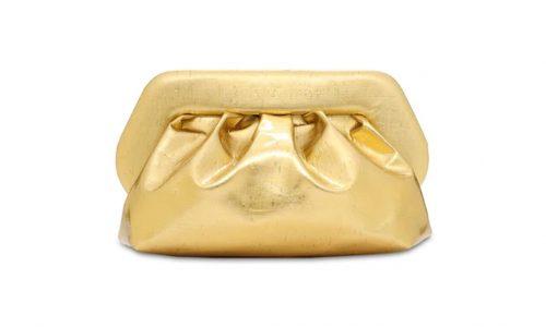 THEMOIRè_BIOS BAG CORK GOLD