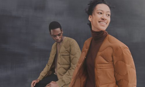 UNIQLO Recycled Down
